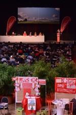 Bezirksparteitag 2015 Blick Von Der Empore Ins Plenum