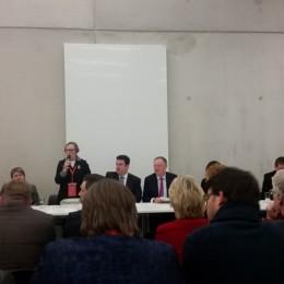 Delegiertenvorbesprechung Der Nieders _chsischen Delegation Am Donnerstag 1000x