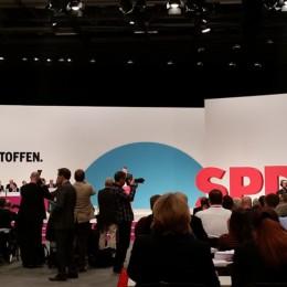 Der Spd-bundesparteitag 2015 In Berlin 1000x
