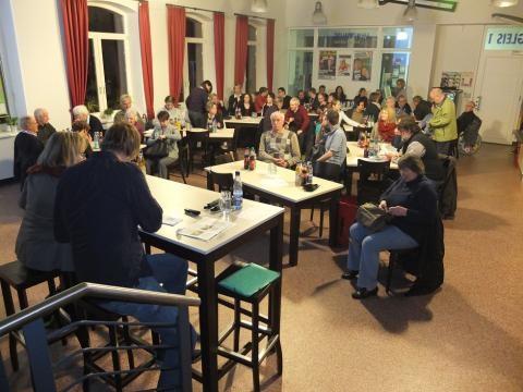 Fluechtlingshilfe Veranstaltung 12-01-2015 Syke Bild 1von Guenter Steinig 980x735
