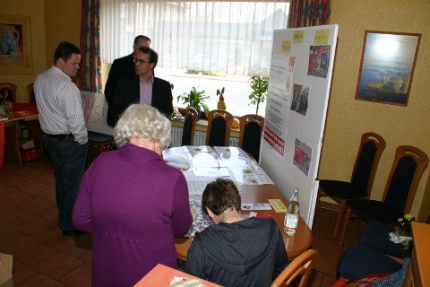 Foto: UB-Parteitag, OV-Börse