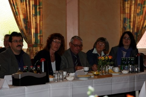 Foto: UB-Parteitag, Delegierte