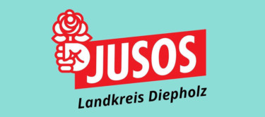Logo Jusos Landkreis Diepholz