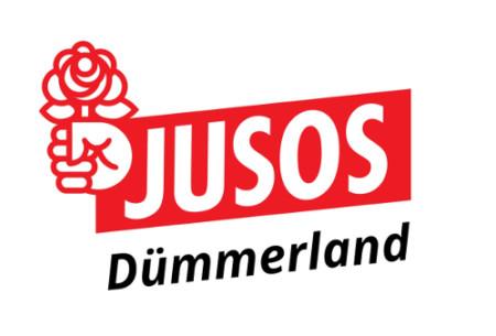 Logo Jusos Dümmerland
