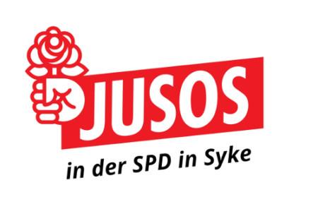 Logo Jusos Syke
