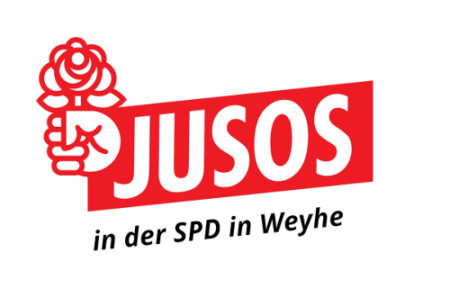 Logo Jusos Weye