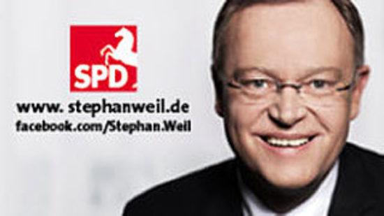 Porträt Stephan Weil